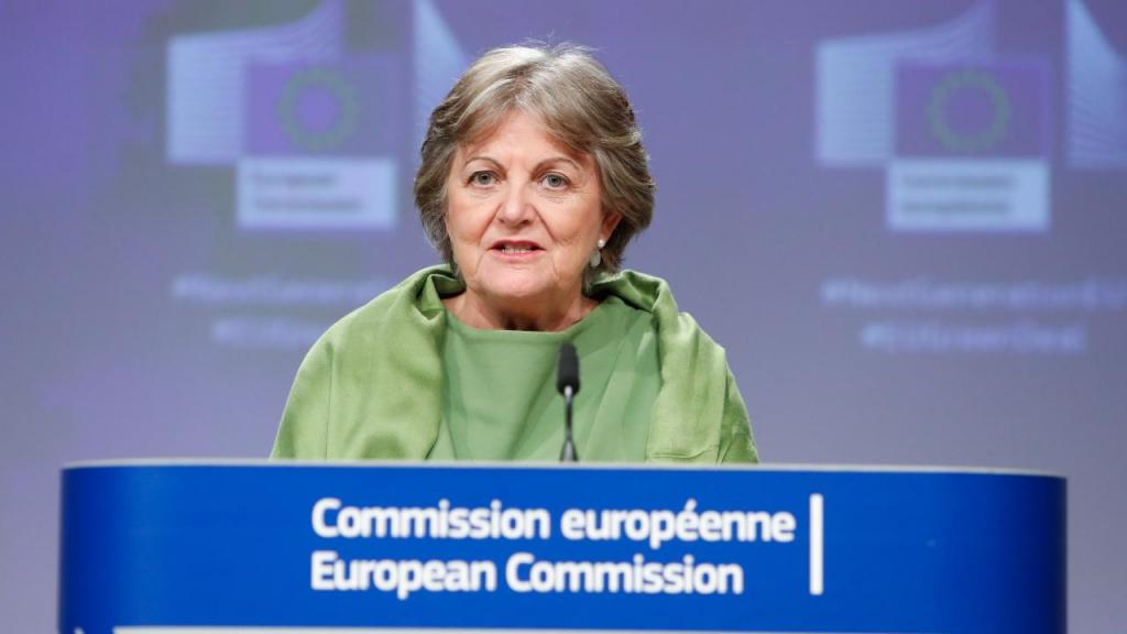 """<span class=""""entry-title-primary"""">Elisa Ferreira anima a Portugal y España a utilizar «temprano» los fondos disponibles</span> <span class=""""entry-subtitle"""">La comisaria europea de Cohesión y Reformas ha defendido aprovechar los fondos del próximo marco comunitario para proyectos de cooperación</span>"""