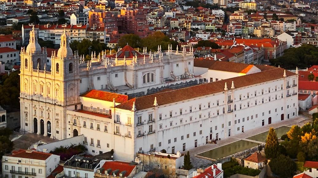 El monasterio de São Vicente de Fora: escondido de muchos y a la espera de todos