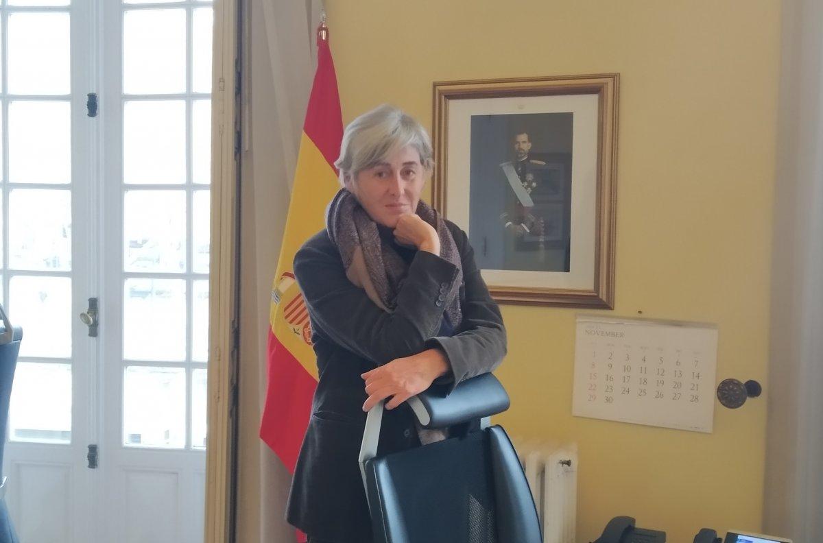 """<span class=""""entry-title-primary"""">Artículo de la embajadora de España en Portugal: «Unidos vamos a conseguir parar el virus y recuperarnos»</span> <span class=""""entry-subtitle"""">Tras el encuentro ibérico de jefes de Estado, Marta Betanzos Roig ha divulgado a la prensa un artículo que EL TRAPEZIO reproduce</span>"""