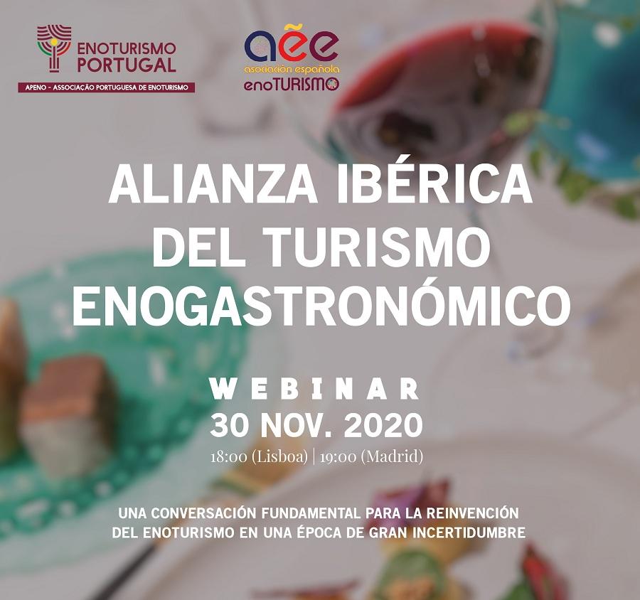 Aliança Ibérica para o turismo enogastronómico