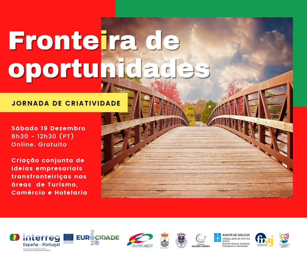 """<span class=""""entry-title-primary"""">La Eurociudad Chaves-Verín impulsa el emprendimiento empresarial transfronterizo</span> <span class=""""entry-subtitle"""">El sábado 19 de diciembre tendrá lugar la primera actividad: """"Fronteira de Oportunidades""""</span>"""