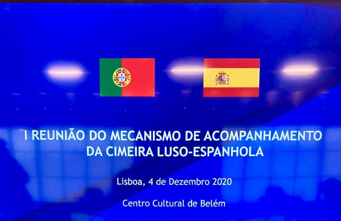 Espanha e Portugal estabelecem uma agenda em torno de um Tratado renovado e da Estratégia Comum de Desenvolvimento Transfronteiriço