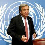 António Guterres, candidato para un segundo mandato