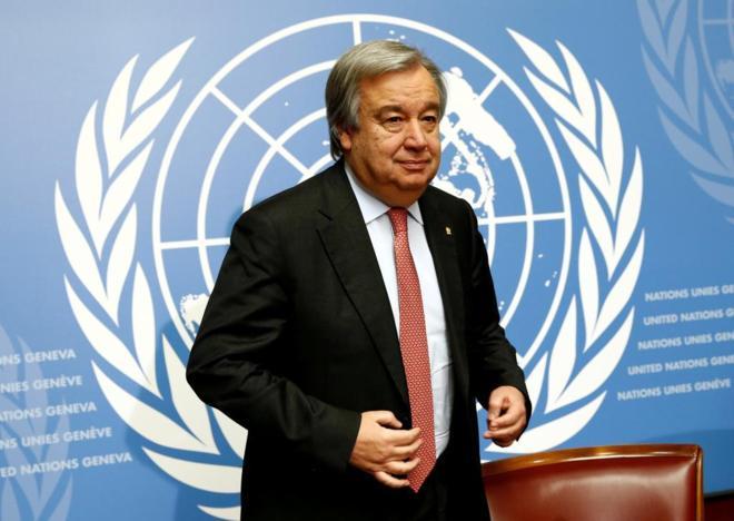 """<span class=""""entry-title-primary"""">Secretário-Geral da ONU pede plano de vacinação global</span> <span class=""""entry-subtitle"""">Apoio dos G-20 para distribuir vacinas e salvar a saúde e a economia mundiais</span>"""