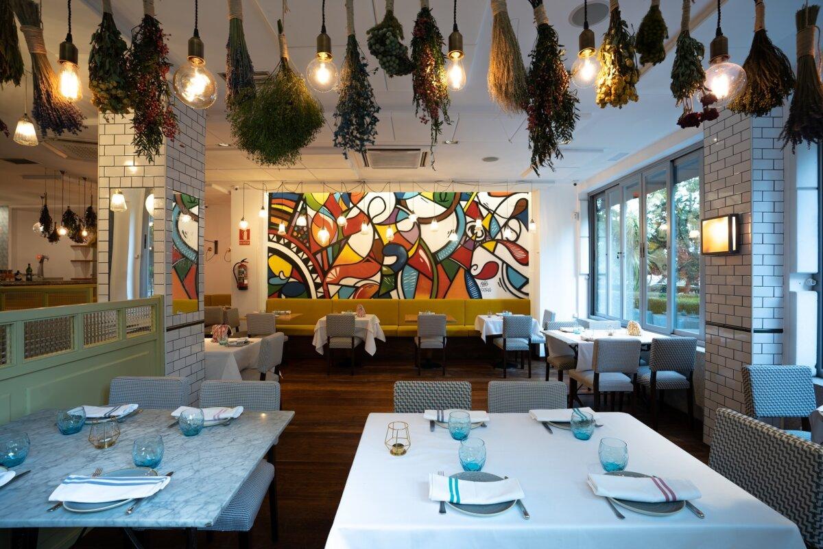 Tradición portuguesa y gallega con toques de cocina atlántica en Madrid