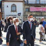 Pedro Sánchez expressa apoio de Espanha à presidência europeia de Portugal