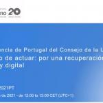 [Vídeo] Intervenção de Ana Paula Zacarias no Real Instituto Elcano