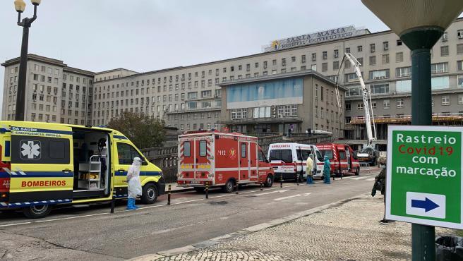 Portugal decide en las próximas horas si pide ayuda a Alemania y España y si cierra la Raya