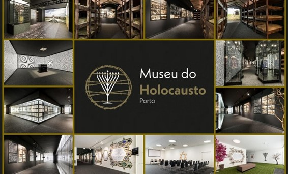 Museu do Holocausto no Porto