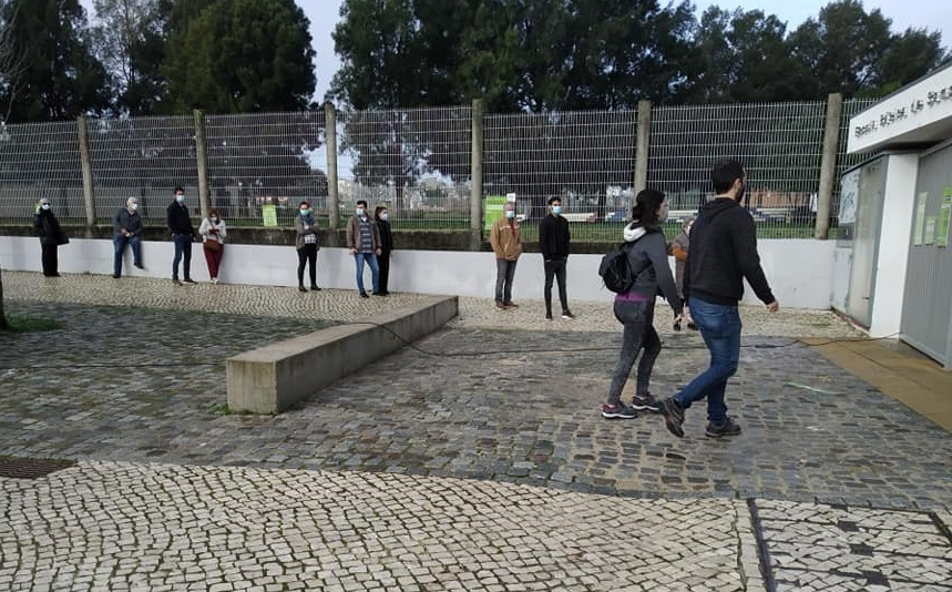 La democracia portuguesa ha desafiado a la pandemia