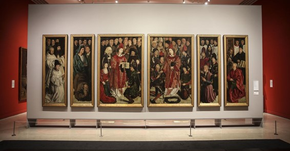 """<span class=""""entry-title-primary"""">Painéis de São Vicente vão ser reformados</span> <span class=""""entry-subtitle"""">Quinhentos anos da mais marcante e misteriosa pintura portuguesa</span>"""