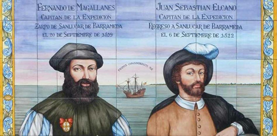 Los canales públicos ibéricos emitirán programas sobre el viaje de Magallanes