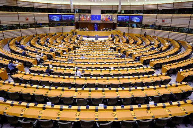 """<span class=""""entry-title-primary"""">Las instituciones europeas aceleran los fondos y refuerzan la protección civil</span> <span class=""""entry-subtitle"""">António Costa ha afirmado que """"es urgente poner en práctica una recuperación justa, verde y digital"""" </span>"""