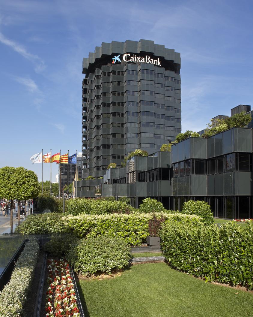 Atividade do CaixaBank contribuiu com 9.611 milhões de euros para a economia espanhola em 2020, 0,86% do PIB