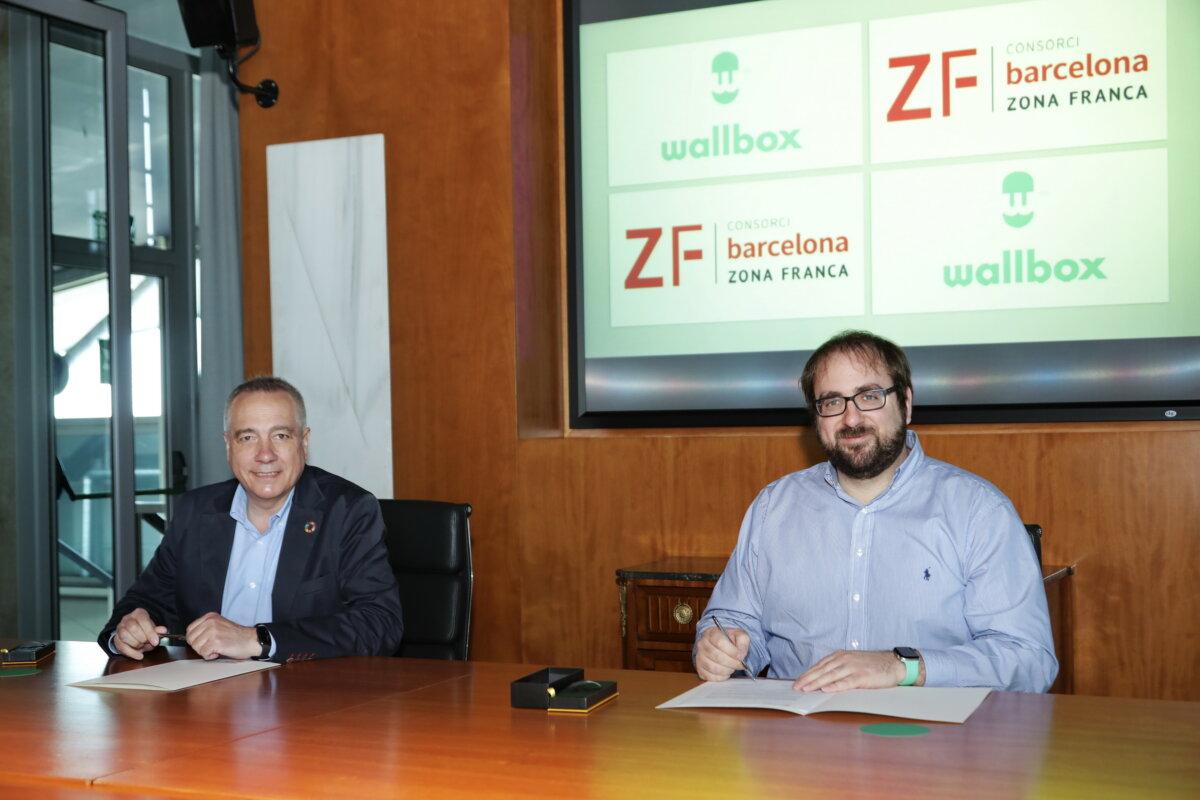 """<span class=""""entry-title-primary"""">Wallbox vai instalar a sua nova fábrica na Zona Franca de Barcelona</span> <span class=""""entry-subtitle"""">A fábrica terá um inovador sistema de gestão de energia</span>"""