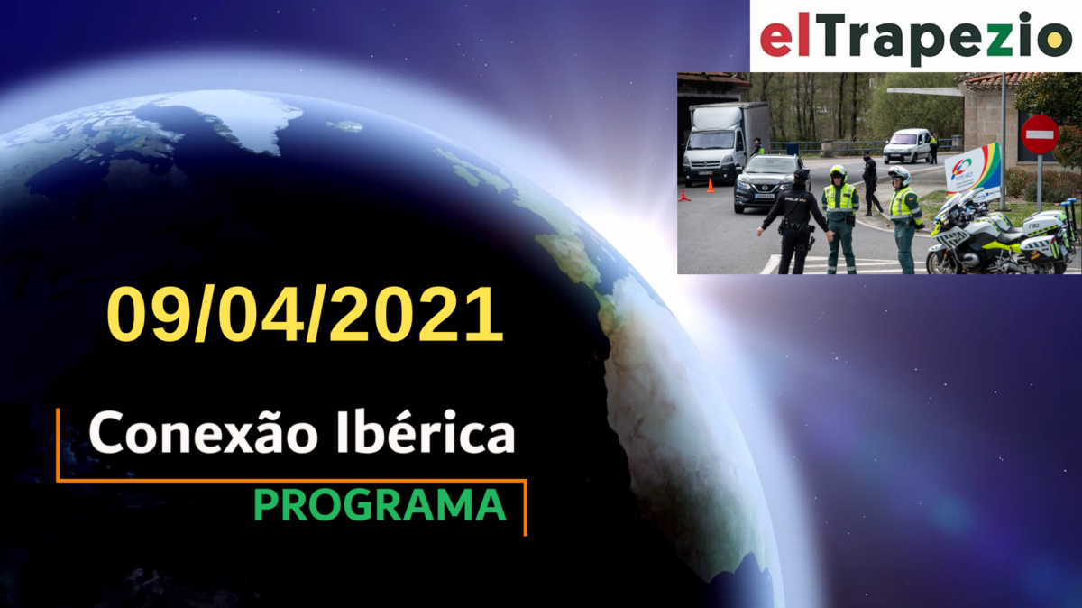 """<span class=""""entry-title-primary"""">Nova edição do programa""""Conexão Ibérica""""</span> <span class=""""entry-subtitle"""">Subscreva-se no canal do YouTube do EL TRAPEZIO!</span>"""
