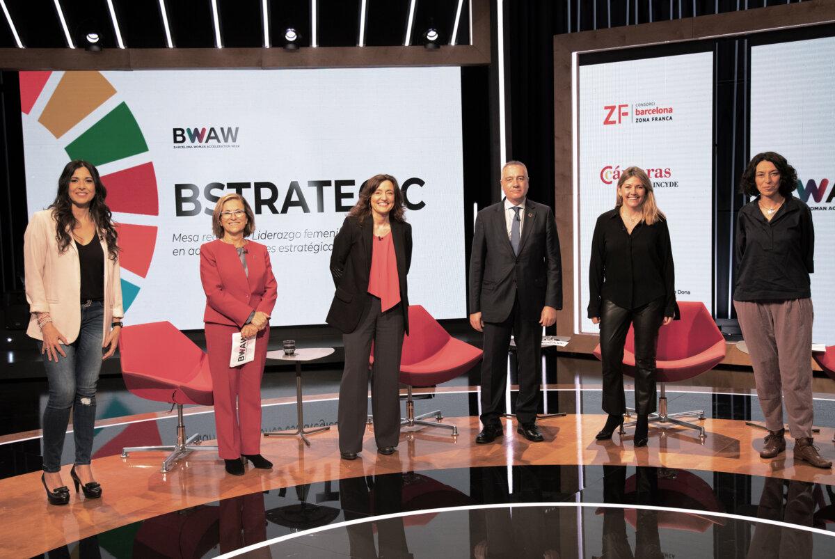"""<span class=""""entry-title-primary"""">BWAW se posiciona como un evento de referencia en el avance de la igualdad de género</span> <span class=""""entry-subtitle"""">El CZFB ha confirmado que habrá una segunda edición que se celebrará del 2 al 4 de marzo de 2022</span>"""