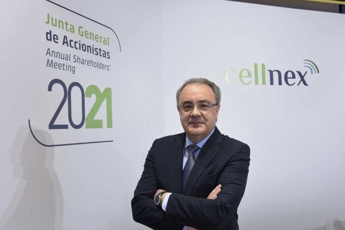 Cellnex ampliará capital por 7.000 millones de euros
