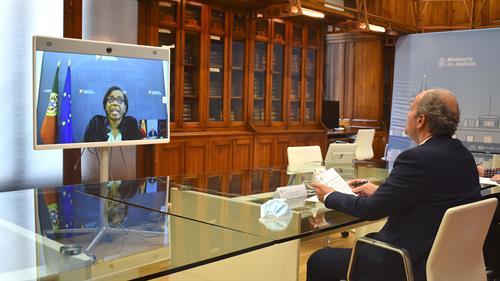 Espanha e Portugal reforçam a sua colaboração no âmbito da Justiça