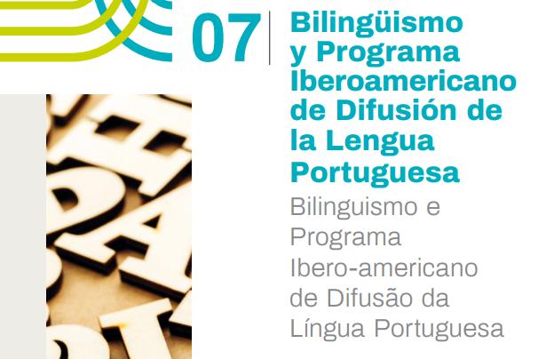A OEI vai promover o bilinguismo no seu programa 2021-2022