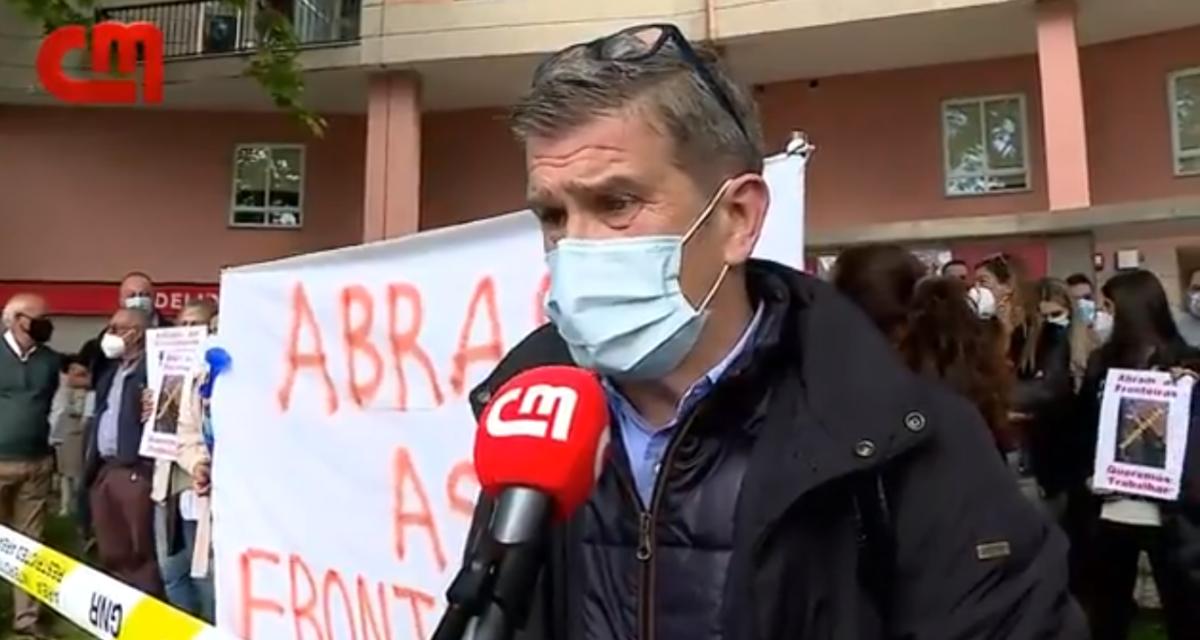 Comerciantes portugueses exigem reabertura da Raia