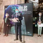 """Os ministros ibéricos de Cultura inauguraram a exposição """"Ídolos: Olhares milenares"""""""