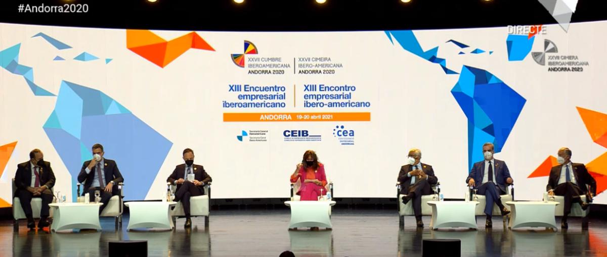 Arranca la Cumbre Iberoamericana con un llamamiento al acceso igualitario a las vacunas