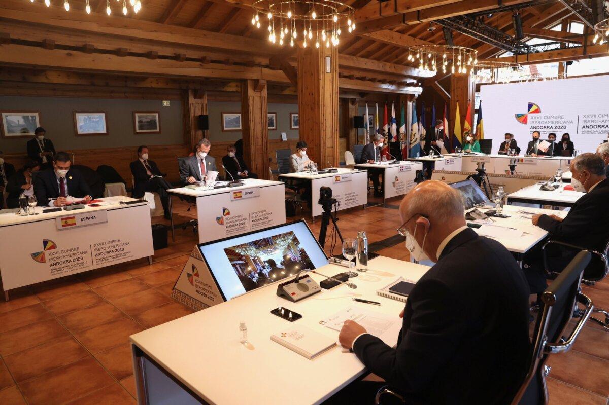 Iberoamérica se reivindica como espacio geopolítico con protagonismo ibérico y apoyo de António Guterres y el Papa Francisco