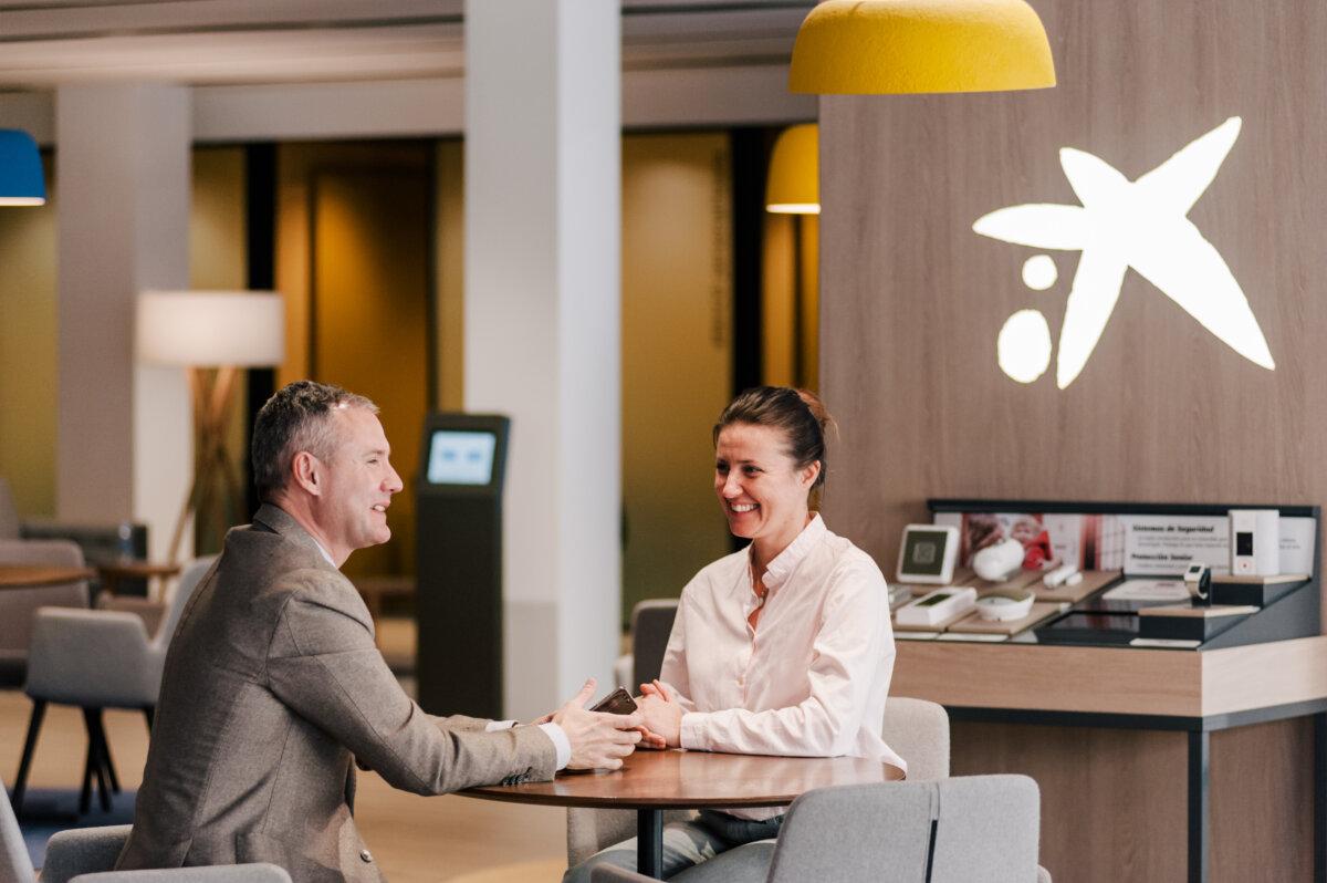 CaixaBank tem lucro de 4,786 milhões no primeiro trimestre após a fusão com o Bankia
