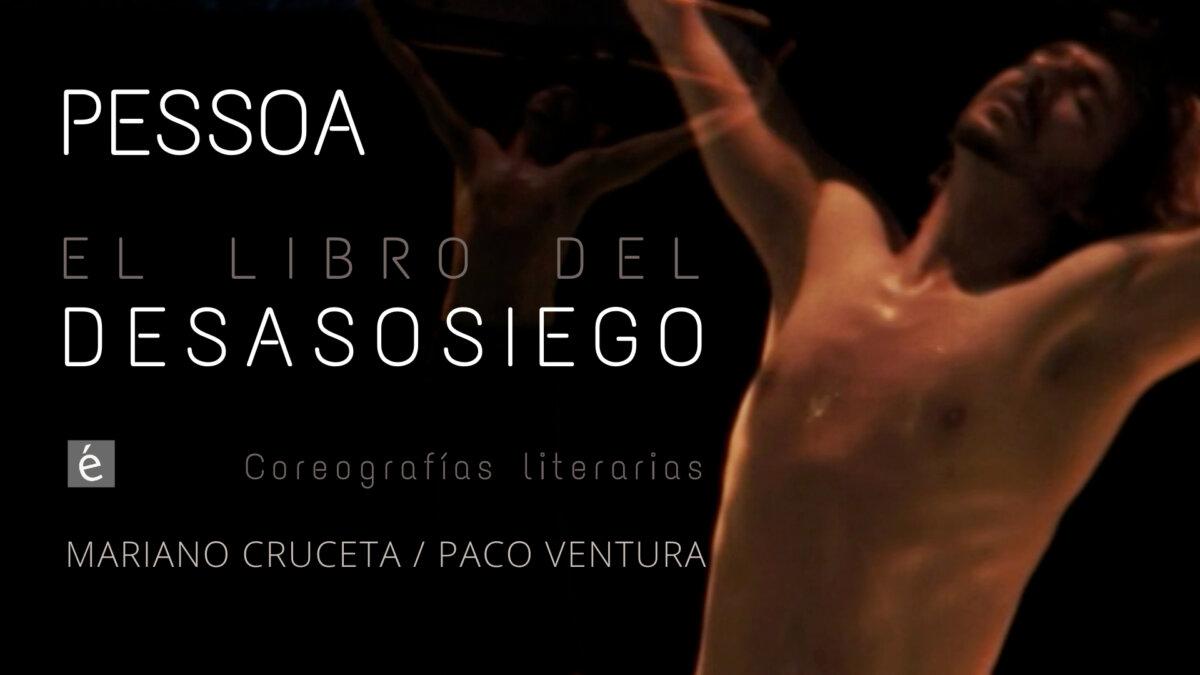 Pessoa inspira apresentação coreográfica em Espanha