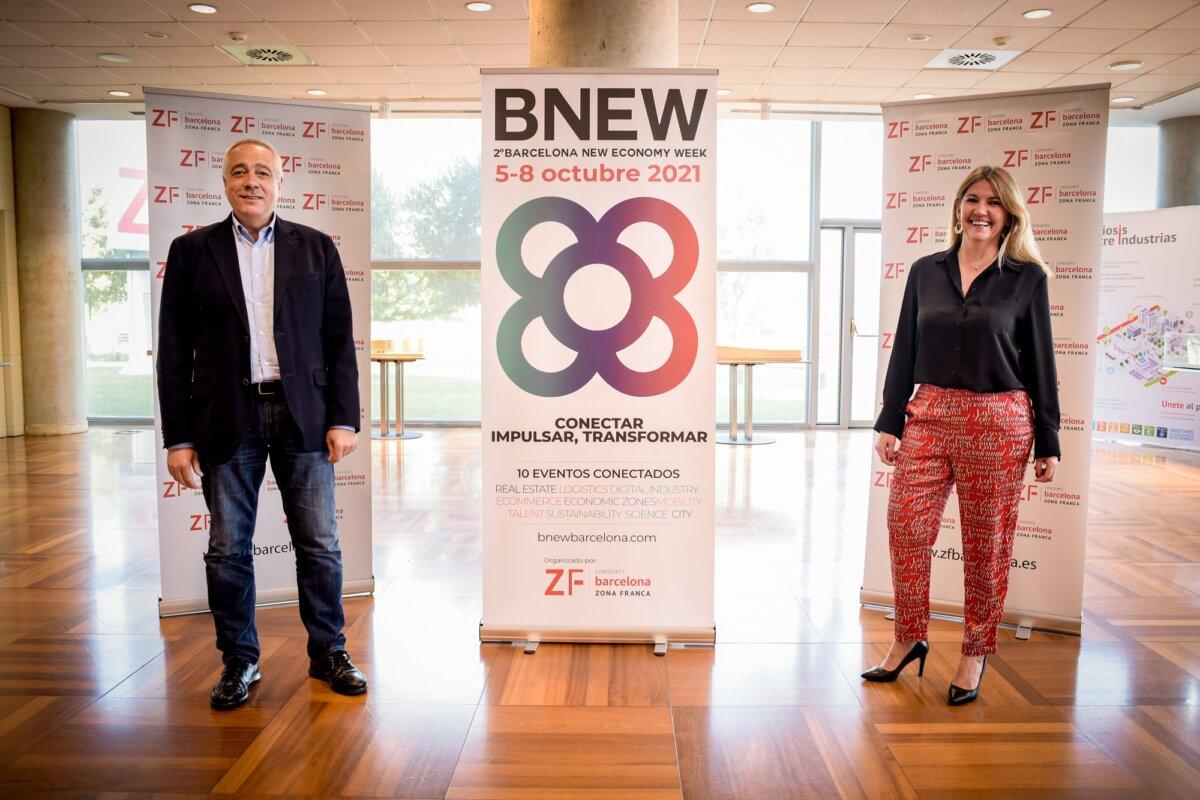 """<span class=""""entry-title-primary"""">O Consorci da Zona Franca de Barcelona consolida a aposta arriscada e inovadora do BNEW</span> <span class=""""entry-subtitle"""">A segunda edição deste evento terá lugar entre 5 e 8 de outubro</span>"""
