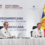 Ministros da Economia dos 22 países da Ibero-América se reúnem para promover a recuperação