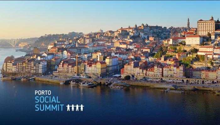 """<span class=""""entry-title-primary"""">Cimeira Social no Porto: procurando uma Europa mais justa</span> <span class=""""entry-subtitle"""">Os líderes europeus vão se reunir na cidade Invicta procurando um pacto social para o futuro</span>"""