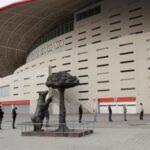 Espanha-Portugal com 30% da lotação do Wanda Metropolitano