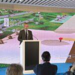 Importantes avances para facer realidade a primeira base aérea ibérica para a loita contra os incendios
