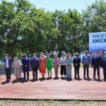 O Parque da Amizade será o espazo transfronteirizo de ocio máis grande de Europa