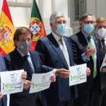 Los alcaldes de Madrid y Badajoz instan a los Gobiernos ibéricos y a la UE a priorizar la conexión Madrid-Lisboa