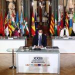 Salamanca acogerá la Conferencia de Presidentes autonómicos en el mes de julio