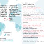 Los vídeos del webinario «El español y el portugués: proyección internacional»