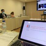 """La RIET inicia un proceso de refundación para constituirse en un """"think tank"""" de la Raya"""