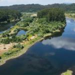 As illas do Miño: Salvaterra quere construír unha ponte colgante a Fillaboa