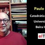 EL TRAPEZIO entrevista a Paulo Osório, catedrático de Letras de la Universidad de la Beira Interior