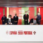 """FIFA vê candidatura ibérica ao Mundial de 2030 com """"bons olhos"""""""