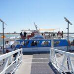 """El crucero """"Eurociudad del Guadiana"""" inaugura su ruta con agentes turísticos, culturales e institucionales"""