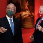 Marcelo Rebelo de Sousa visita o Brasil sob o signo da cultura