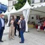 Lugo celebrou a «Feira de Produtos Tradicionais da Eurorrexión» dando protagonismo á gastronomía