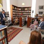 Pedro Sánchez reivindica a Saramago para honrarlo «en un tiempo de esperanza»