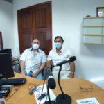 [Audio] Radio Fronteira de Vilar Formoso entrevista a EL TRAPEZIO
