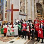 Símbolos da Jornada Mundial da Juventude de Lisboa vão fazer peregrinação a Espanha