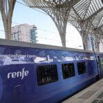 Connecting Europe Express parte de Lisboa para fazer viagem única